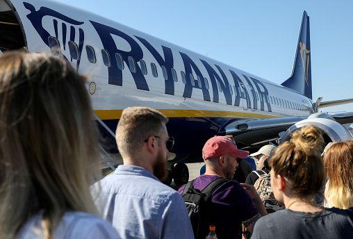 Portugál sztrájk a Ryanairnél