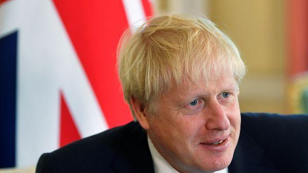 Boris Johnson entre en scène au G7 de Biarritz
