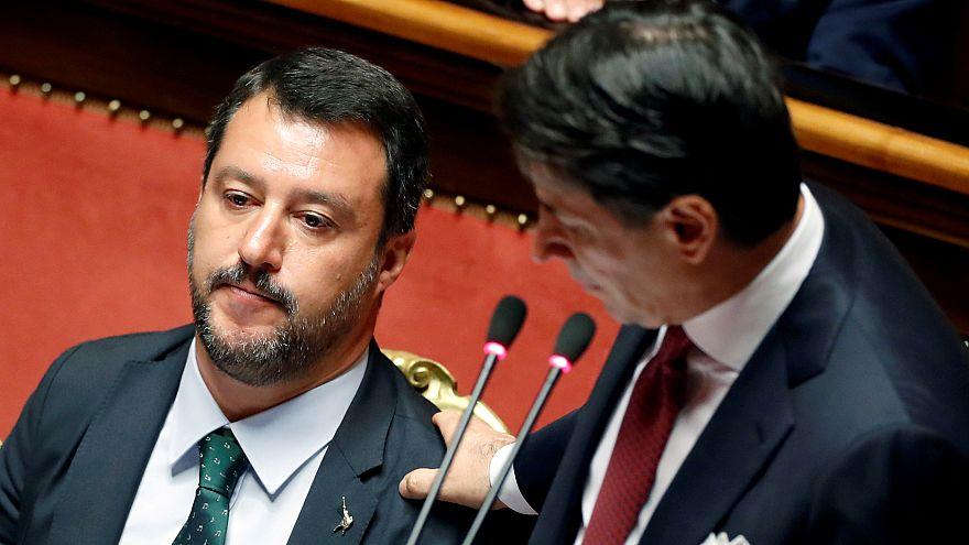 Ιταλία: Ξεκίνησαν οι διαβουλεύσεις για τον σχηματισμό νέας κυβέρνησης