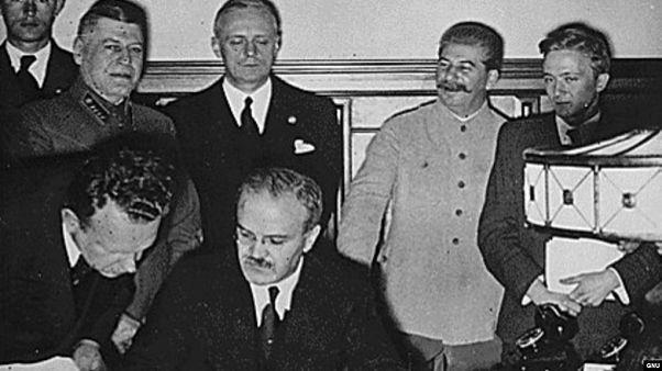 80 éve osztotta fel Európát a két legvéresebb diktatúra