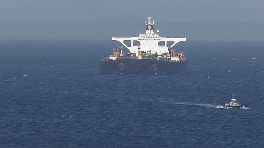 Grecia no facilitará el paso a Siria del petrolero iraní
