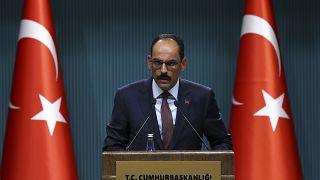 Kalın: Türkiye'nin Suriye'deki 9. gözlem noktasının kapatılması söz konusu değil