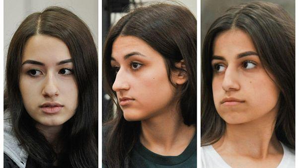 Сестры Хачатурян признаны жертвами отца?