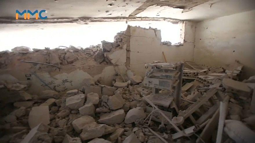 400.000 Vertriebene in Idlib