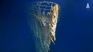 "Обломки ""Титаника"" быстро разрушаются"