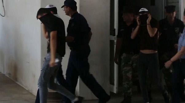 """Anklage gegen 12 israelische """"Party-Boys"""" wegen Sexvideo auf Zypern"""