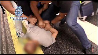 555 Frauen unter dem Rock gefilmt: Mann in Madrid festgenommen