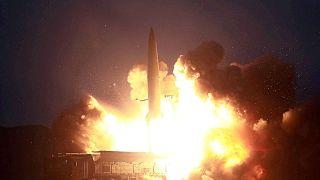آزمایش موشکی آمریکا؛ هشدار پیونگ یانگ به واشنگتن در آستانه برگزاری دور جدید مذاکرات