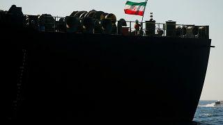 Iráni tanker: az USA figyelmeztette a földközi-tengeri kikötőket