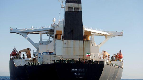 Νέα προειδοποίηση των ΗΠΑ προς χώρες Μεσογείου για το ιρανικό τάνκερ