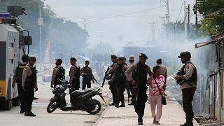 Papua Ocidental sem internet após protestos