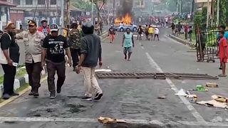 Indonesia: crescono le proteste nella Papua Occidentale