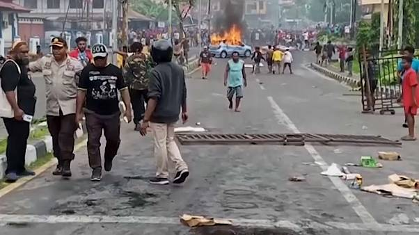 Indonesia: crescono le proteste nella Papua Occidentale