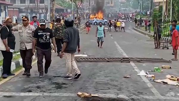 Djakarta envoie l'armée et coupe internet en Papouasie occidentale
