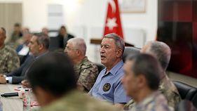 Türkiye: Güvenli bölgeye ilişkin planın birinci aşamasının başlatılmasında anlaşma sağlandı