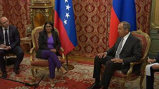 Rusia y Guaidó responden a los contactos entre EEUU y Venezuela