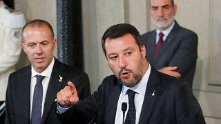 بحران سیاسی در ایتالیا؛ تلاش برای تشکیل دولت «ضد سالوینی»