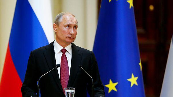 Αντίθετη η ΕΕ σε νέα συμμετοχή της Ρωσίας στην G7