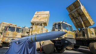 Иран показал новый зенитно-ракетный комплекс