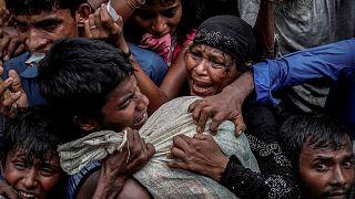 BM raporu: Arakanlı kadınlara tecavüz eden Myanmar ordusu soykırım yaptı