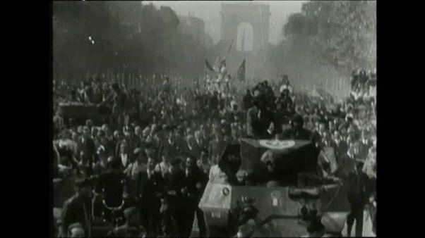 75 χρόνια από την απελευθέρωση του Παρισιού