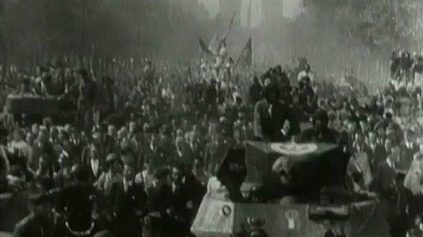 باريس تتحضر للاحتفال بالذكرى الـ 75 للتحرير من الاحتلال النازي