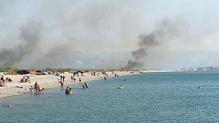 Balıkesir ve Marmaris'te orman yangını: 4 günde 3 kez aynı yerde yangın çıktı