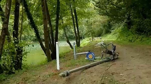 Szlovénia kerítést épít a horvát határra