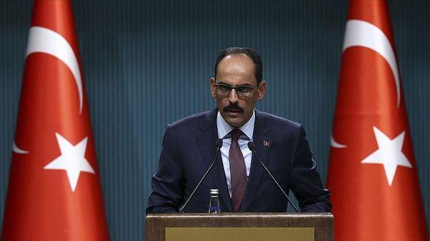 ابراهیم کالین، سخنگوی ریاست جمهوری ترکیه