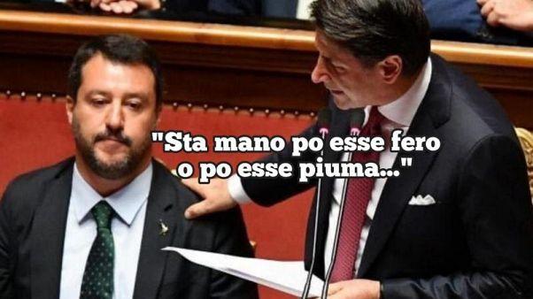 I migliori meme sulla crisi politica gialloverde e le consultazioni al Quirinale