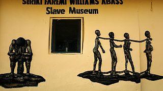 The Seriki Abass Slave Museum in Badagry, Nigeria June 19, 2019.