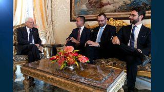 """Италия: """"дедлайн"""" для новой коалиции"""
