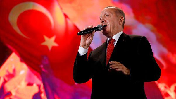 Ερντογάν για Α. Μεσόγειο: «Θα δώσουμε τις απαντήσεις σε όσους δεν έχουν πάρει μαθήματα»