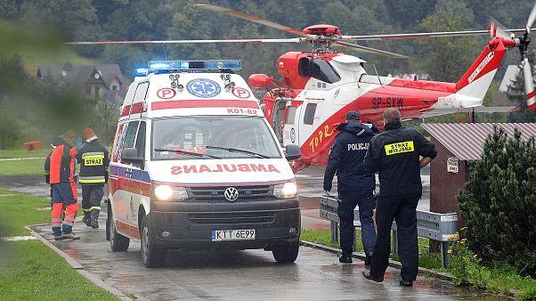 Tempestade elétrica faz cinco mortos na Polónia e Eslováquia