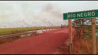 Globális veszélyt jelent a brazil tűzvész