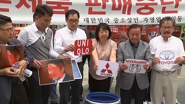 Ψυχροπολεμικό κλίμα στις σχέσεις Ιαπωνίας και Νότιας Κορέας