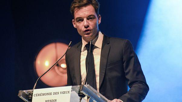 """Fransa'da hükümet """"küçük Sarkozy"""" lakaplı belediye başkanını görevden aldı"""