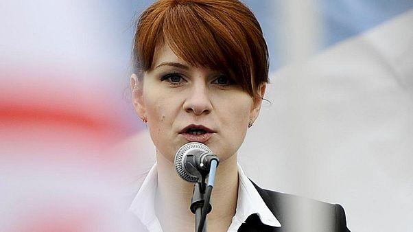 """عميلة روسية أفرجت عنها السلطات الأمريكية: """"الروس لا يستسلمون!"""""""