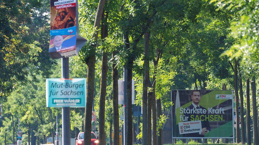SPD bei 7 bis 9 % in Sachsen: Umfragen sagen schwierige Regierungsbildung voraus