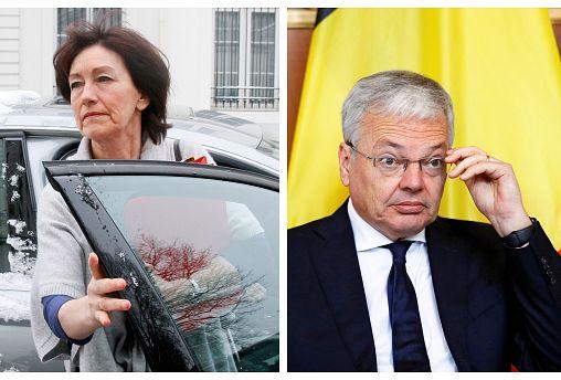 I candidati del Belgio per la Commissione europea