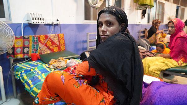 La crisis de los rohinyás, olvidada en su segundo aniversario en el exilio