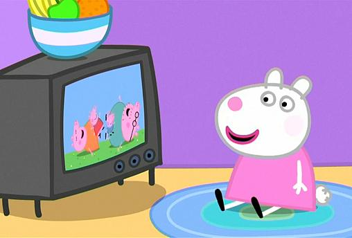 Hasbro buys Peppa Pig owner Entertainment One