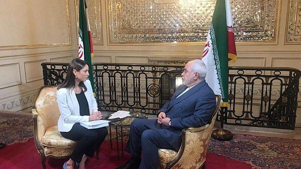 گفتوگوی اختصاصی یورونیوز با وزیر خارجه ایران