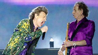 A Rolling Stonesról neveztek el egy követ a Marson