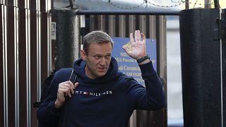 Nawalny verlässt das Moskauer Gefängnis