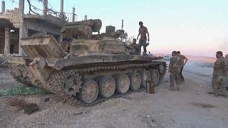 Tote und Verletzte bei Regierungsoffensive auf Idlib