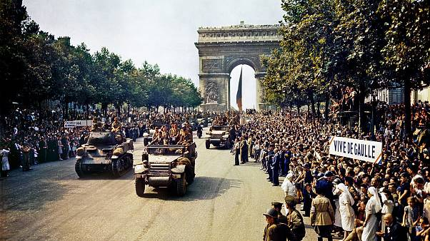 Liberation of Paris, 75 years on: The forgotten story of the Spaniards who freed the city