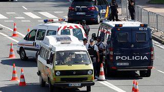 Espanha e França reforçam segurança em vésperas de G7