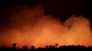 L'Amazzonia continua a bruciare e Bolsonaro annuncia la sua partecipazione all'assemblea Onu