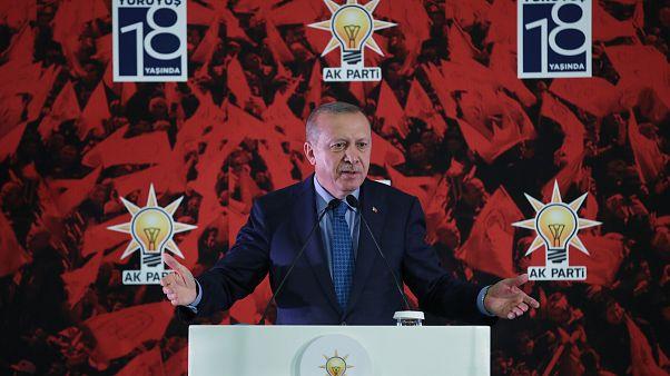 Erdoğan: AK Parti'den ayrılanların esamesi okunmamış, okunmayacaktır